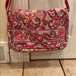 Vera Bradley laptop/briefcase bag! Make an offer!